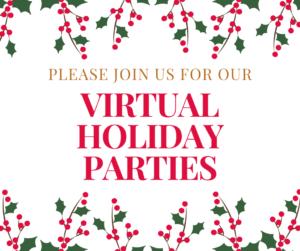 Virtual Holiday Parties